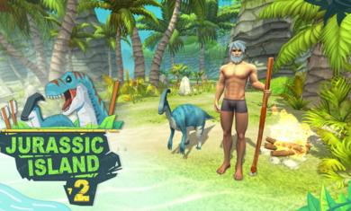 侏罗纪岛屿2失落方舟生存内购免费版